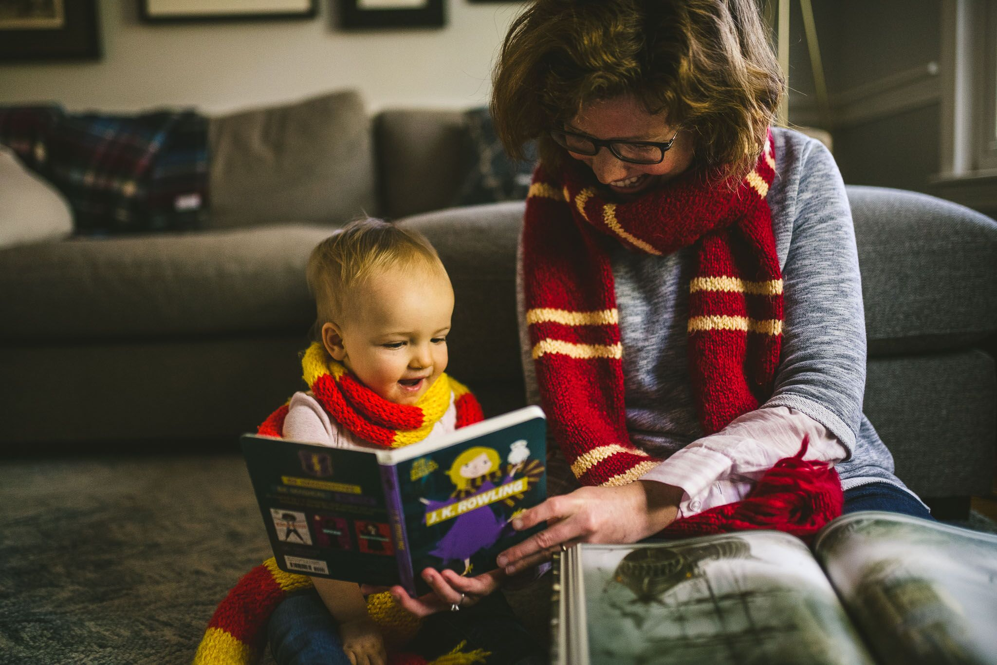 Mommy and Me: Books