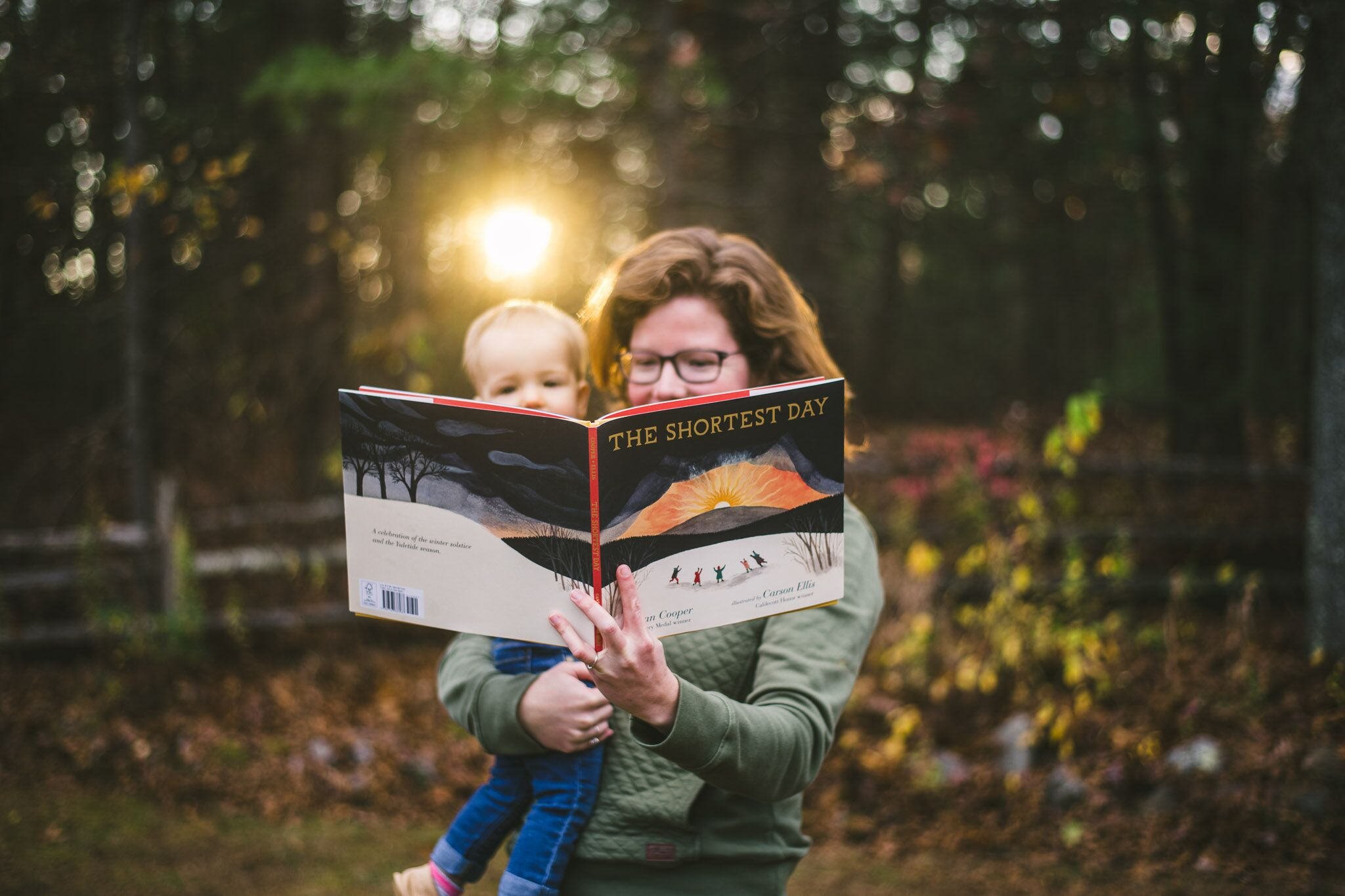 """Reading and Traditions: Carson Ellis's """"The Shortest Day"""""""