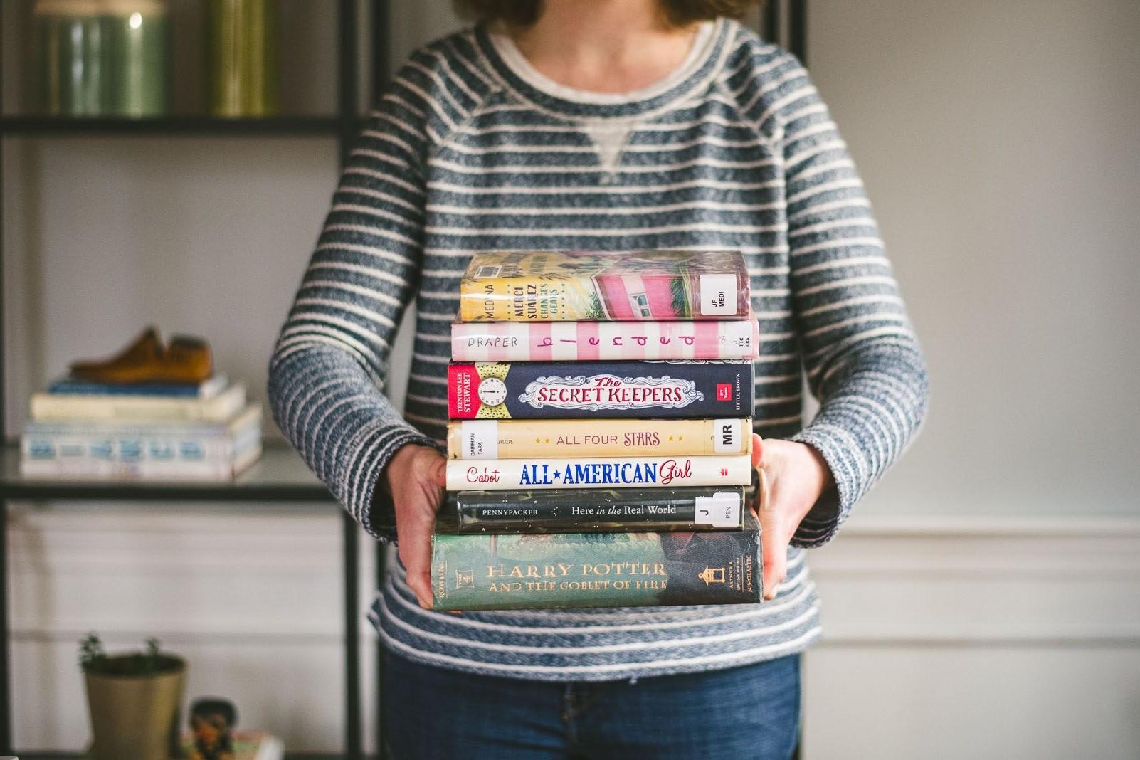 March: Books Plus