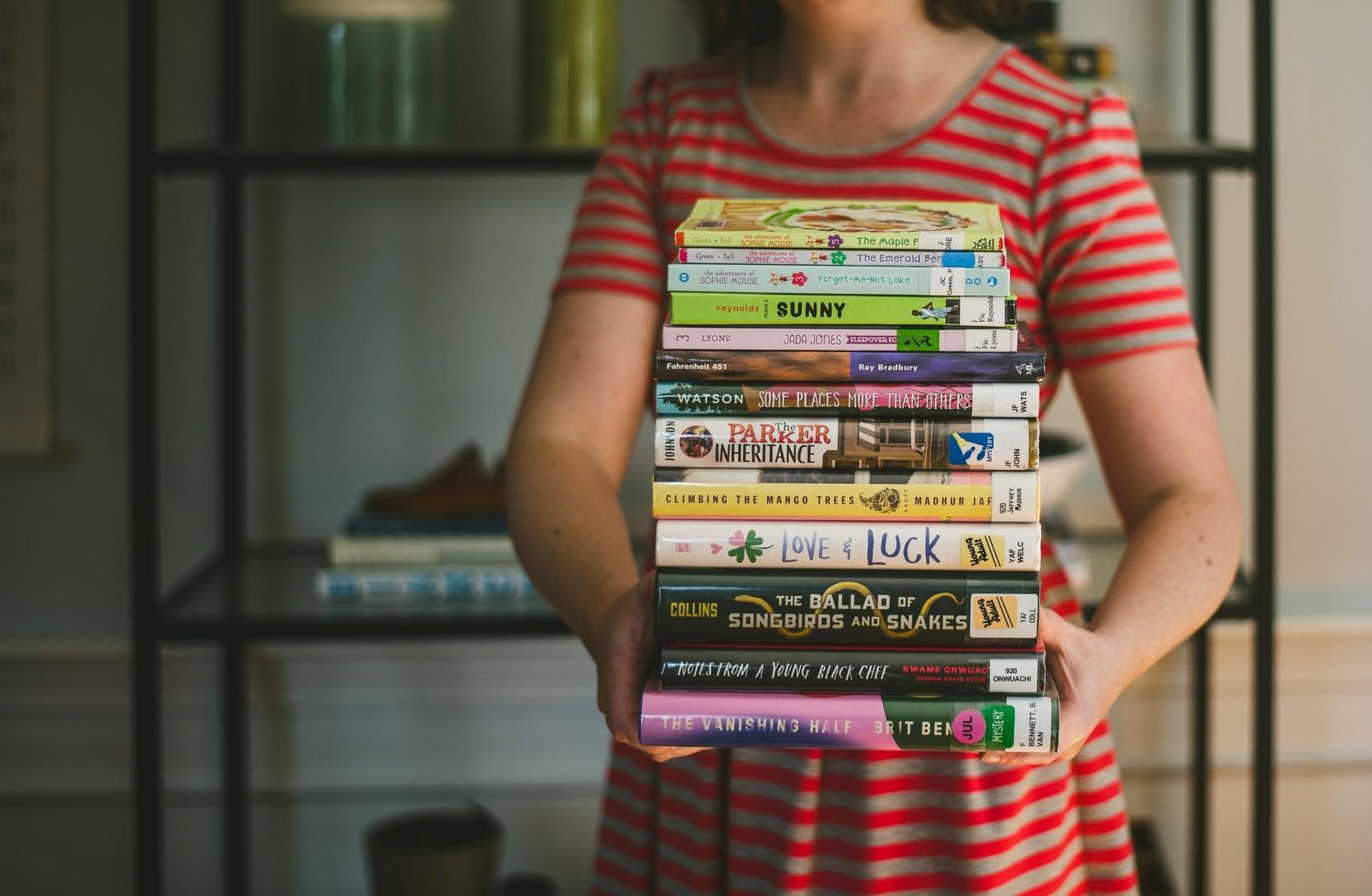 July: Books Plus