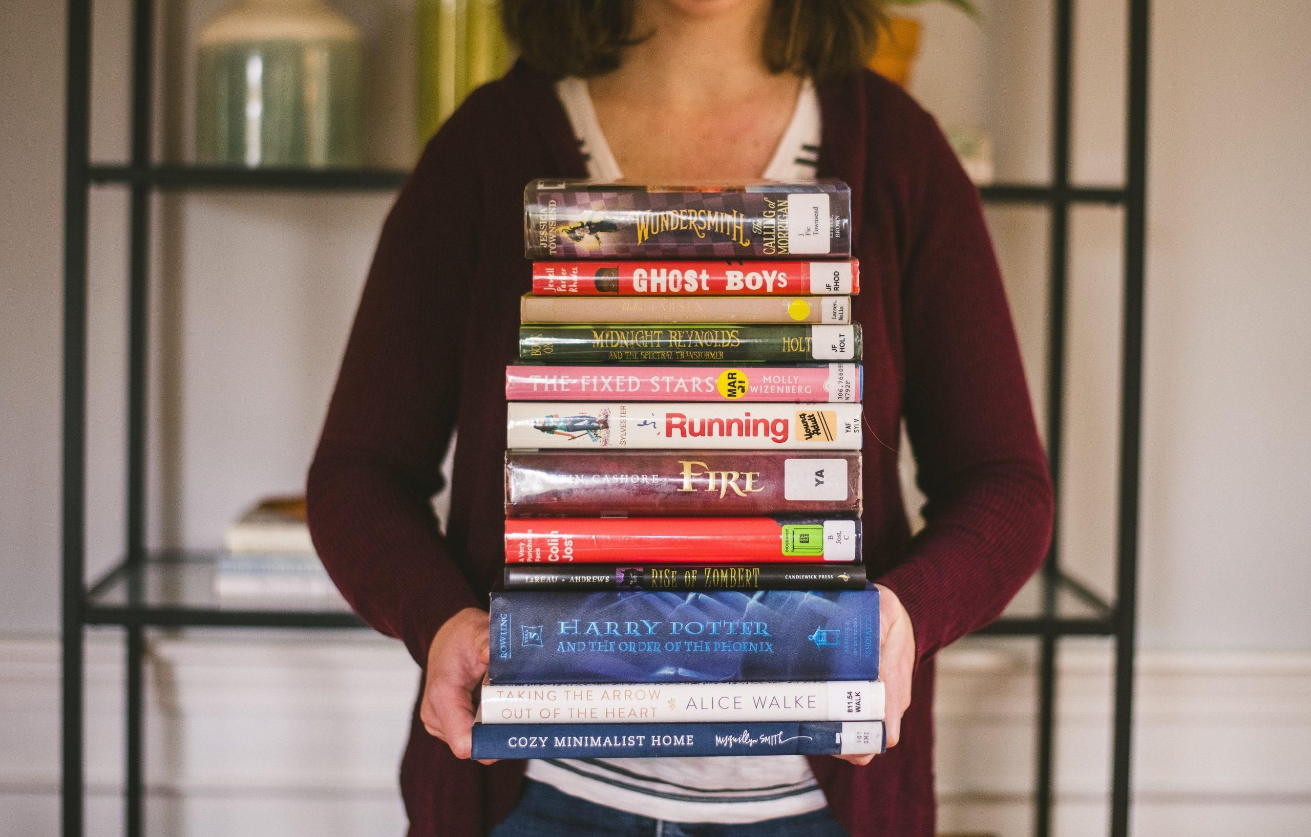 October: Books Plus