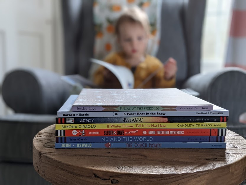 Best of New Picture Books