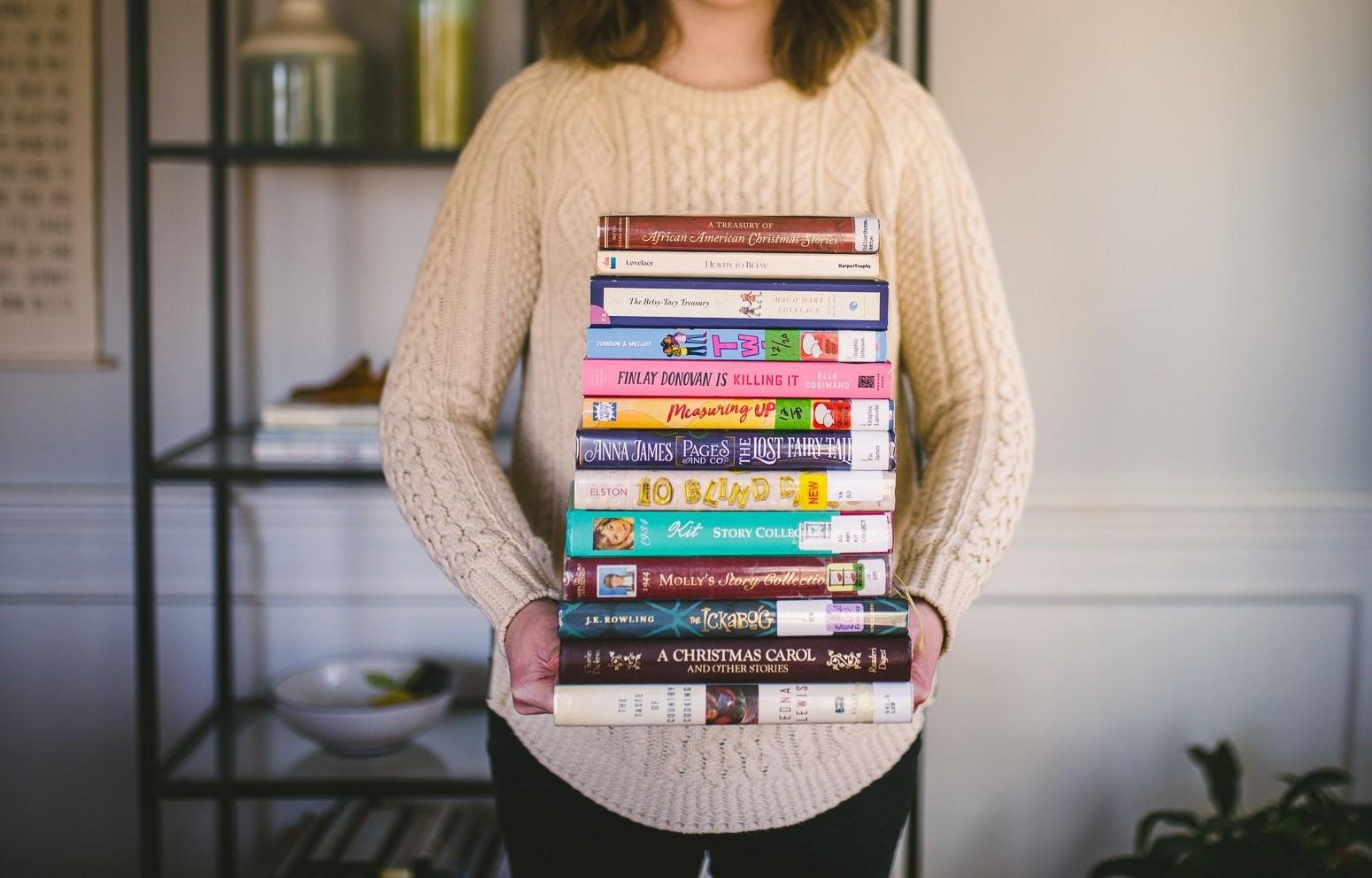 December: Books Plus